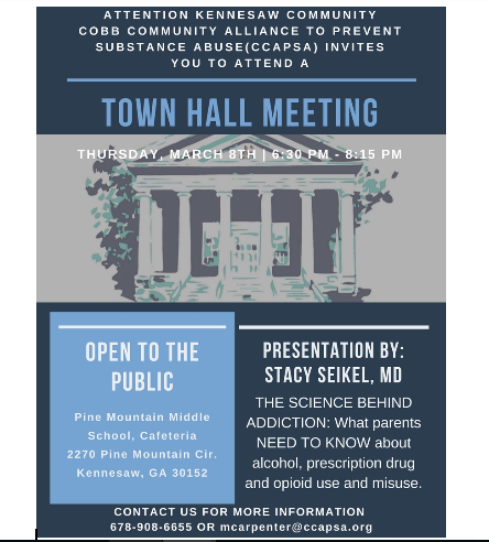 Town Hall Meeting - The Science Behind Addiction