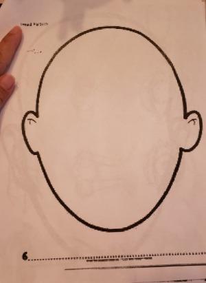 Blank face1