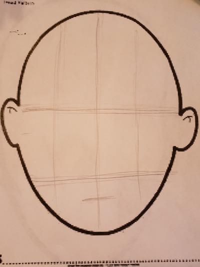 Face step1