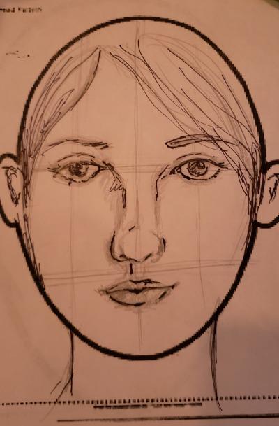 Face step 6